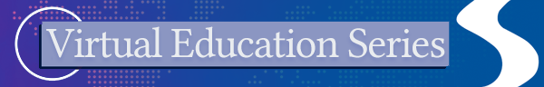 Virtual Education Series Banner